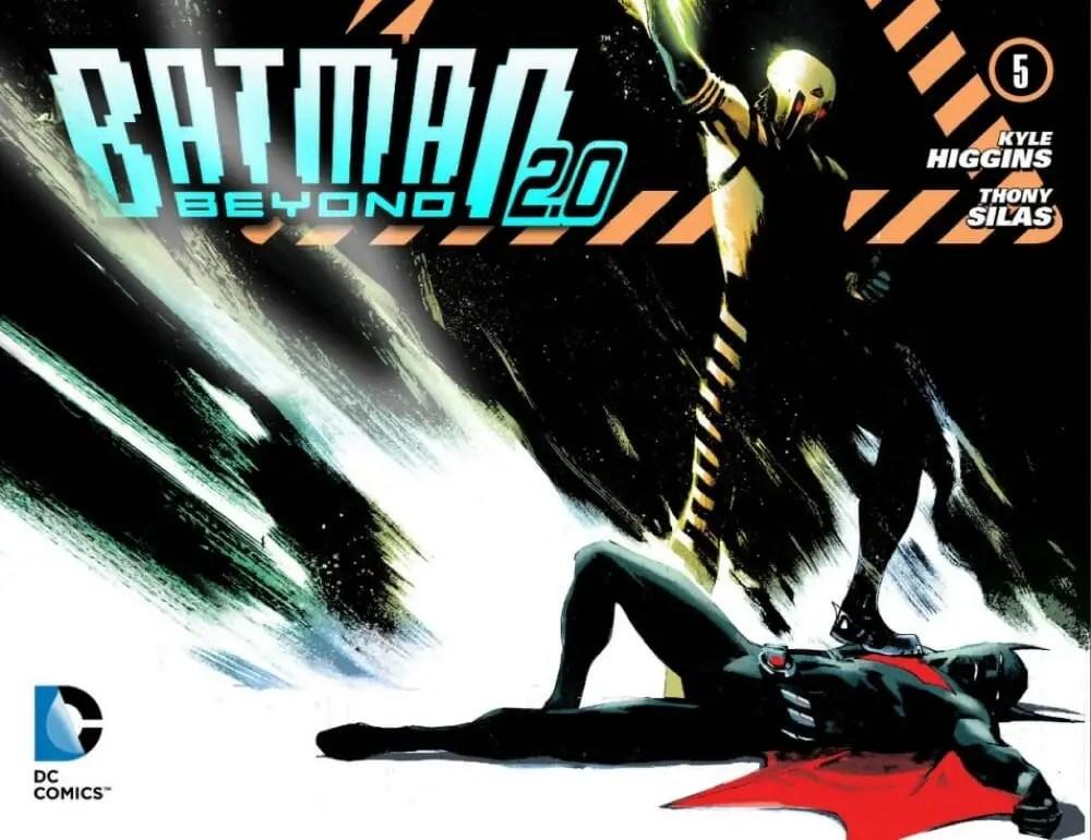 Batman Beyond 2.0 #5 Review