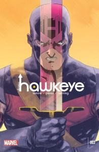 All-New Hawkeye 3-1