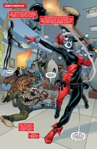 Convergence - Harley Quinn 1-1