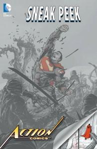 DC Sneak Peek - Action Comics 1-1
