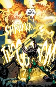 DC Sneak Peek: Aquaman 1-3