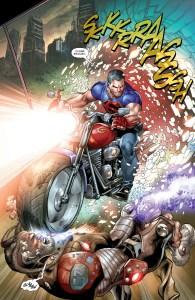 DC Sneak Peek - Batman-Superman 1-2