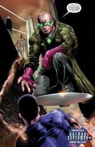 DC Sneak Peek - Batman-Superman 1-5