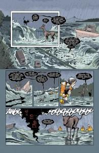 DC Comics Sneak Peek: Dr. Fate 1-3