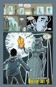 DC Comics Sneak Peek: Dr. Fate 1-5