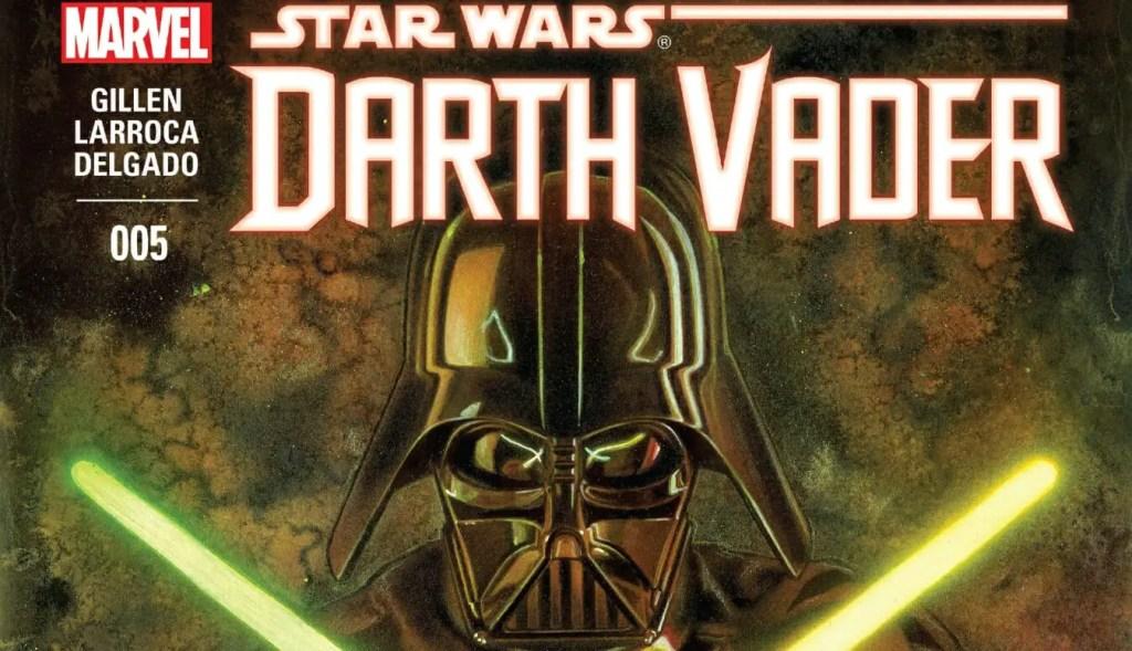Darth Vader #5 Review
