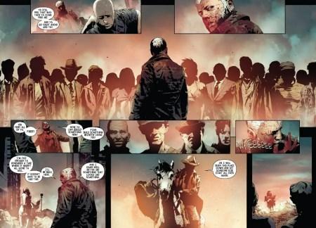 Old Man Logan #1-5