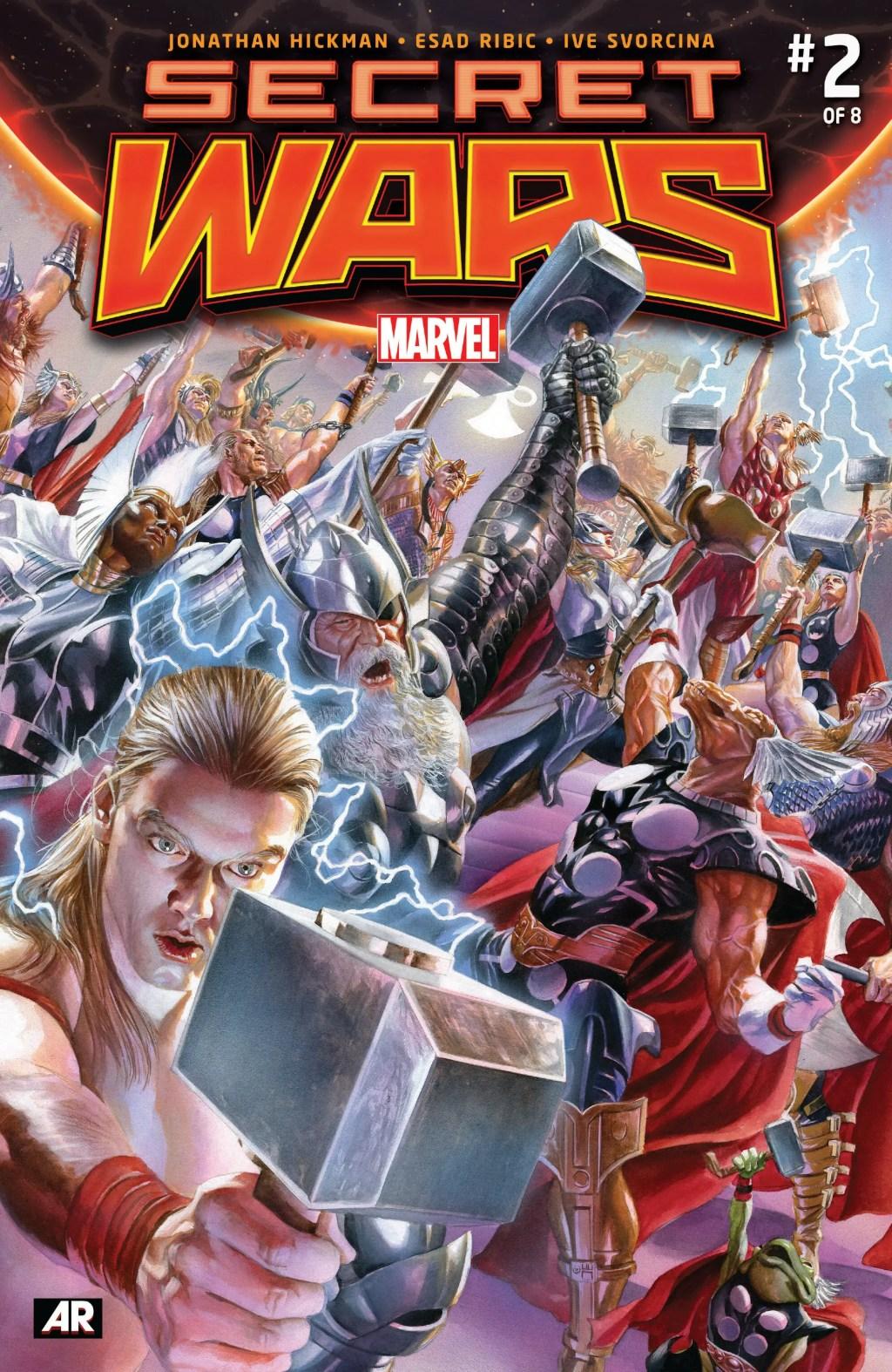 Secret Wars #2 Review