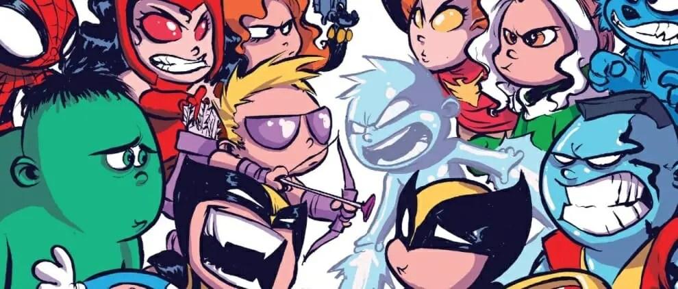 Little Marvel: AvX #1 Review