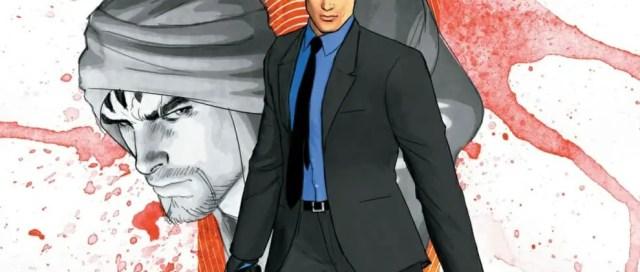 Grayson #9 Cover