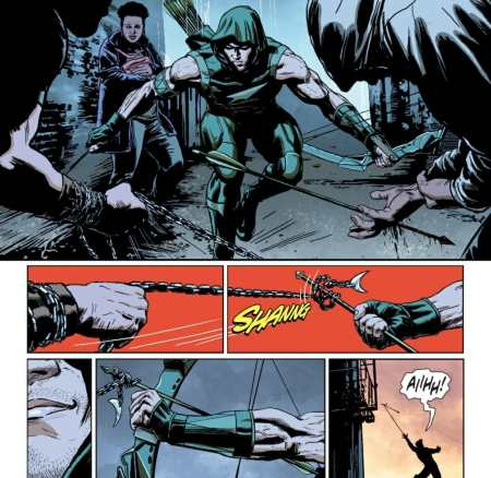 Green Arrow #41 2