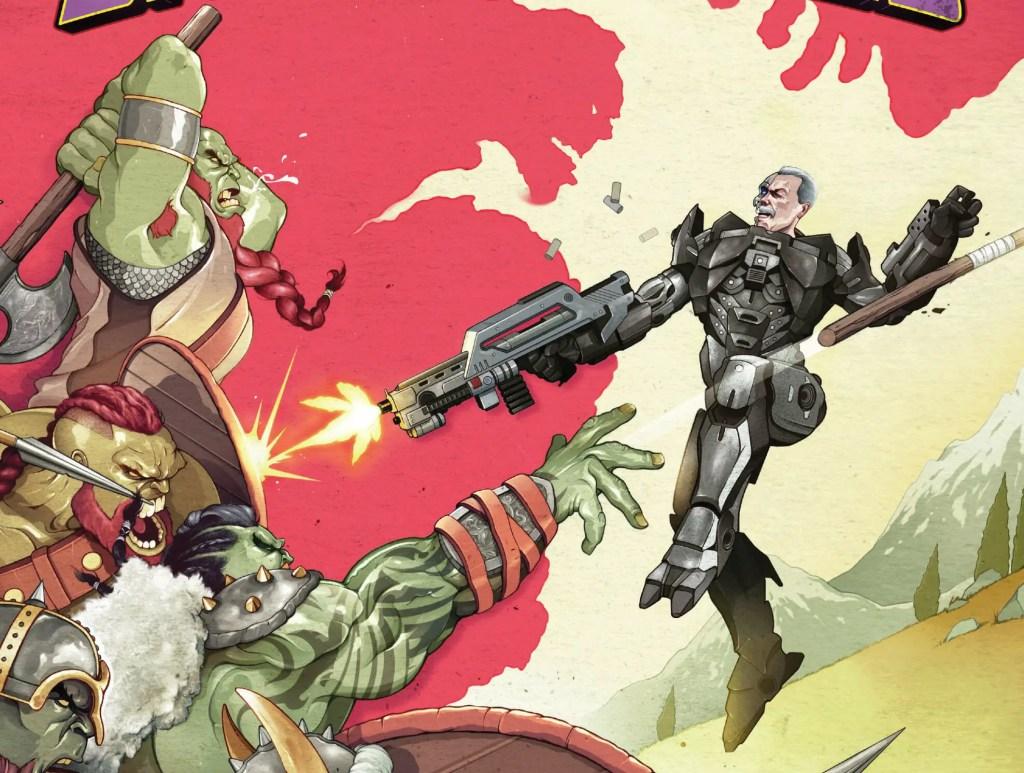 Secret Wars: Battleworld #2 Review