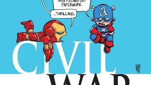 Secret Wars Civil War 1