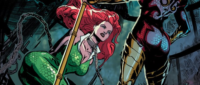 Aquaman #43 Review