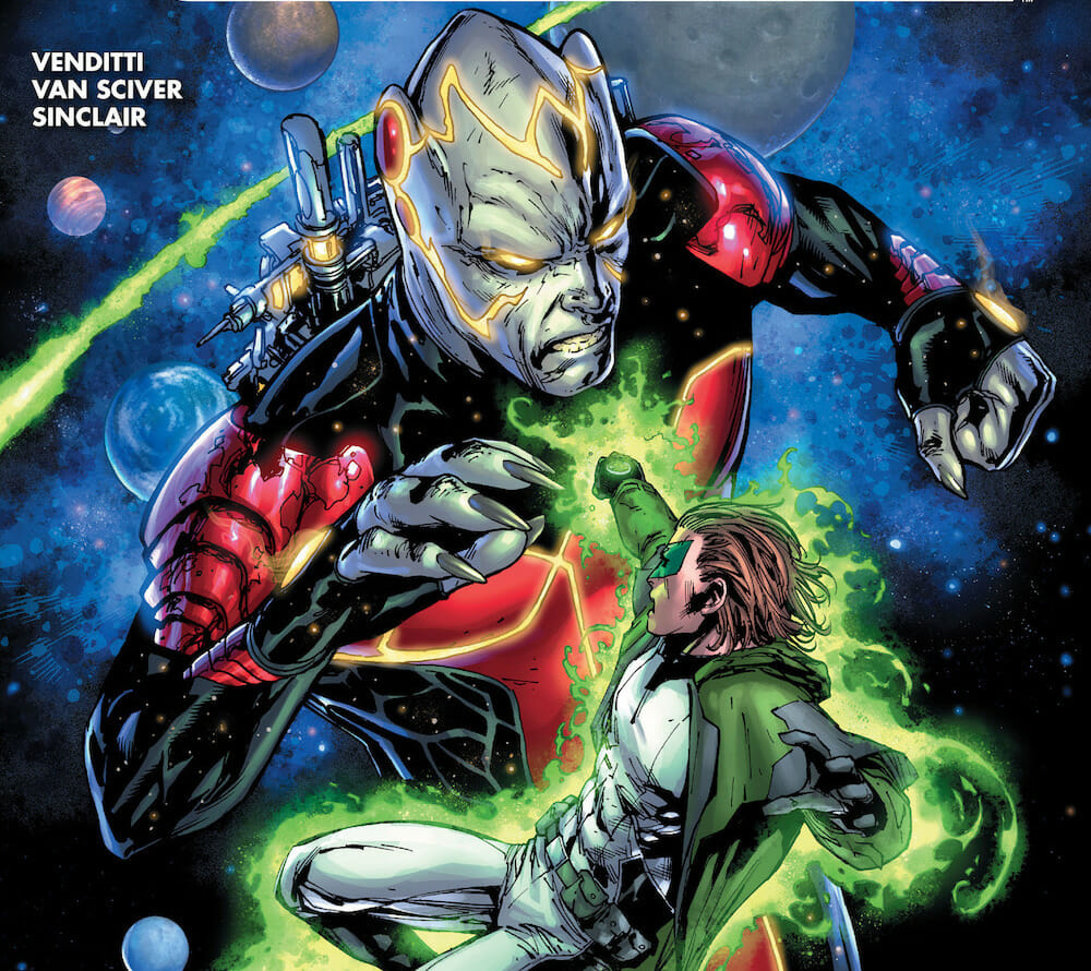 Green Lantern #43 1