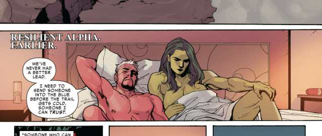 Secret Wars Civil War #2