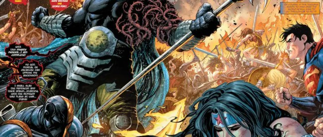 Deathstroke #10 Review