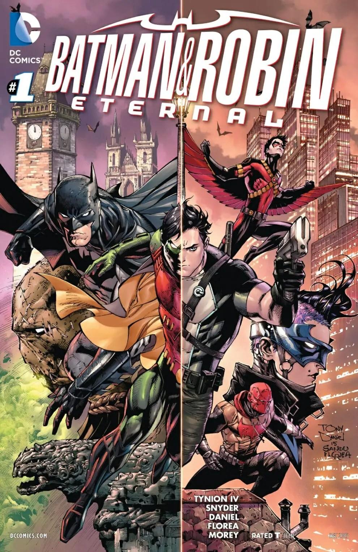 Batman & Robin: Eternal #1 Review