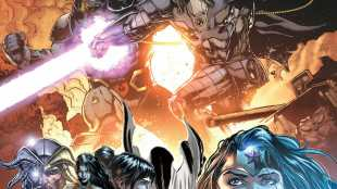 Justice League #44 Review