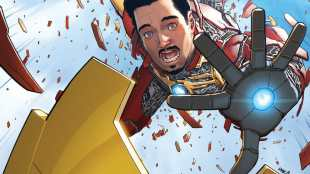 Invincible Iron Man #3 Review