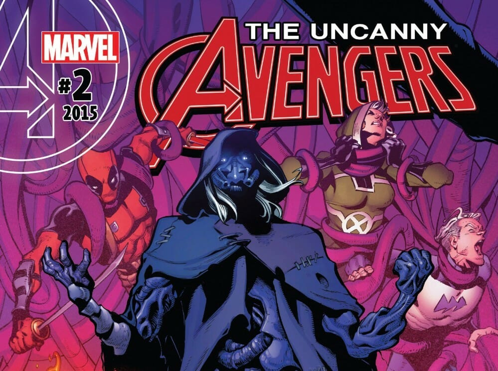 Uncanny Avengers #2 Review - Comic Book Revolution