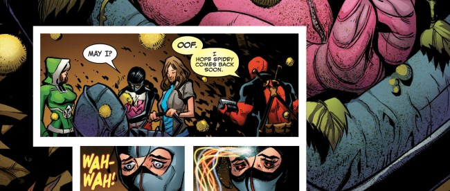 Uncanny Avengers #2 Review