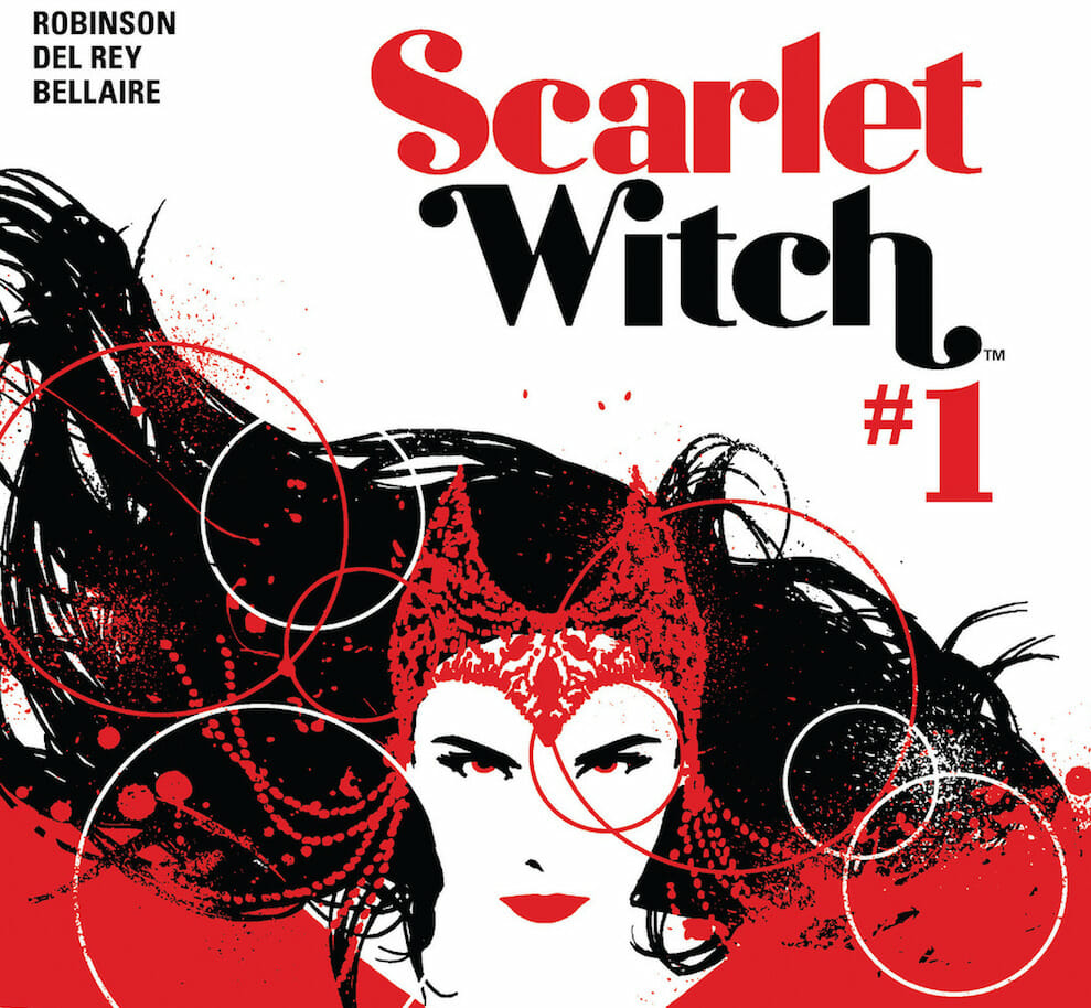 Scarlet Witch #1 1