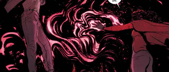 Scarlet Witch 1 Review Comic Book Revolution