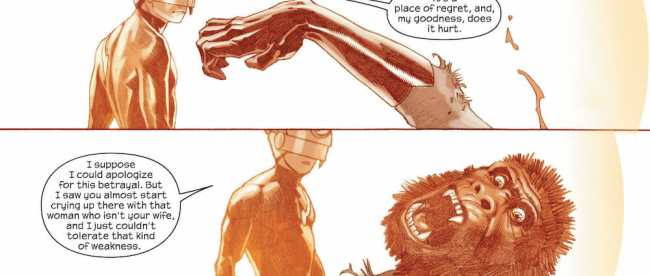 Secret Wars #9 Review