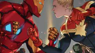 Marvel Comics Civil War II #1