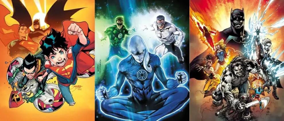 DC Comics February 2017 Solicitations Analysis
