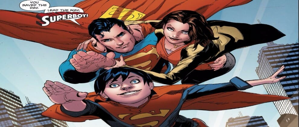 Top Comic Book Moments For March 2017