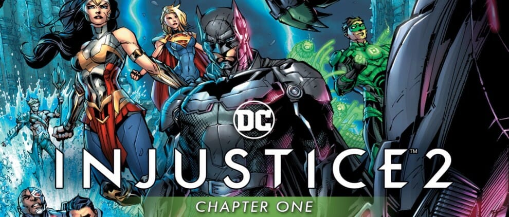 Injustice 2 Chapter #1 Review
