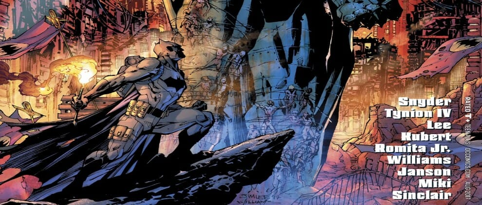 Dark Days: The Forge #1 Review