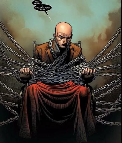 Astonishing X-Men #1 Moment