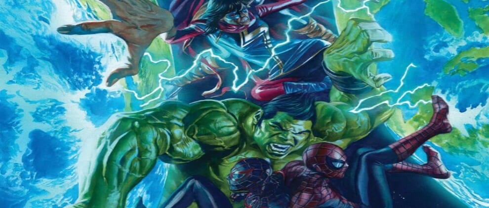 """Excitement And Disappointment Surrounds """"Marvel Legacy"""""""