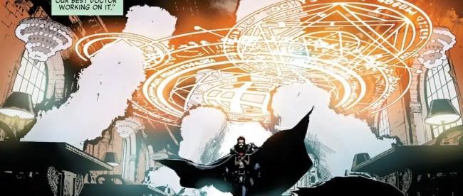 Secret Empire #6 Review