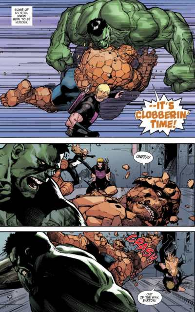Secret Empire #6 Moment