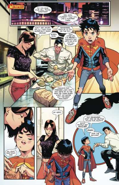 Super Sons #6 Moment