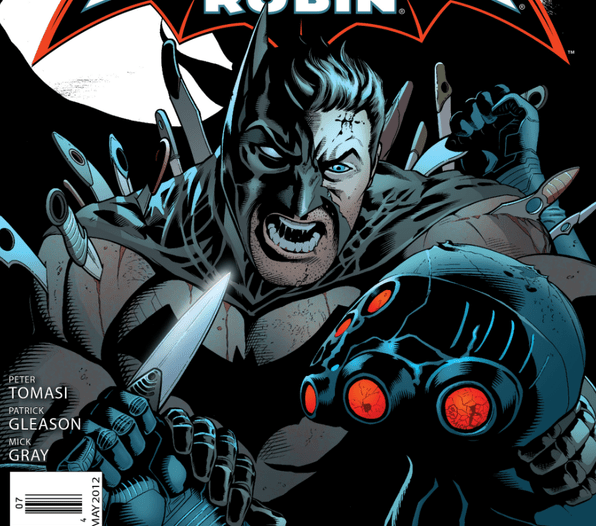 Batman and Robin #7 Review