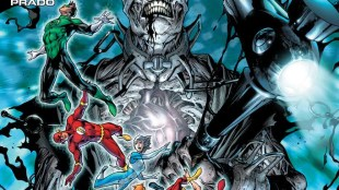 Blackest Night #5 Review
