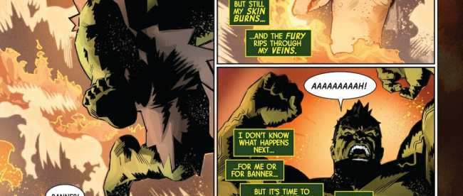 Generations - Banner Hulk & The Totally Awesome Hulk #1