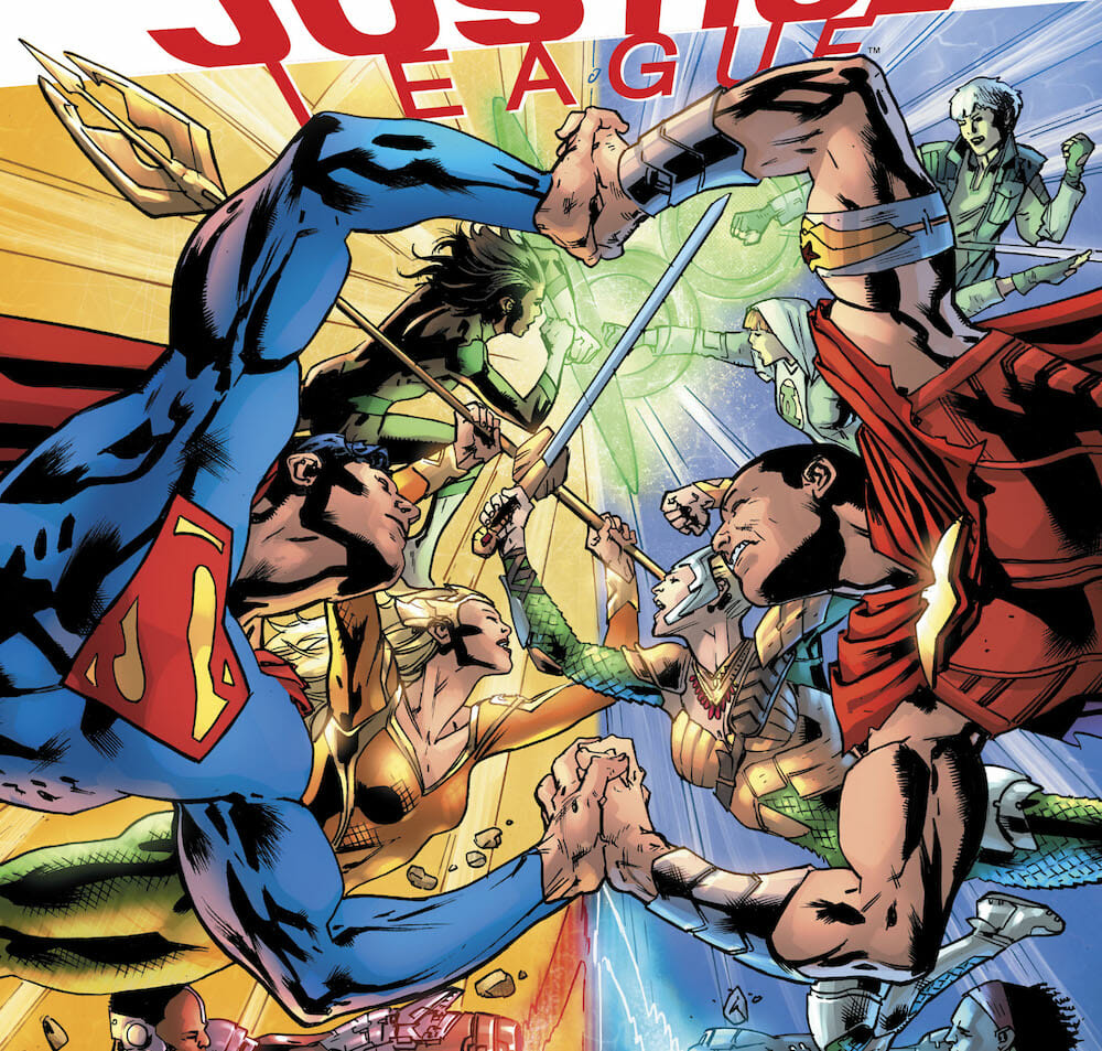 Justice League #27 Review