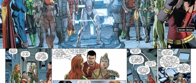 Justice League #27 Review
