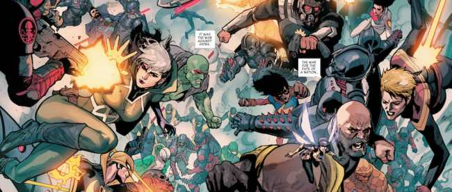 Secret Empire #9 Review