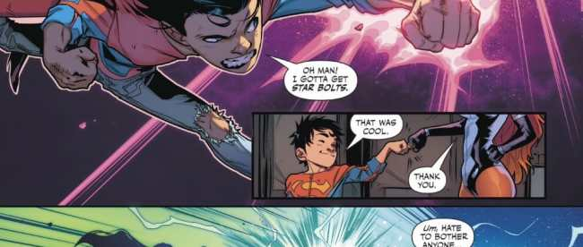 Super Sons #7 Review