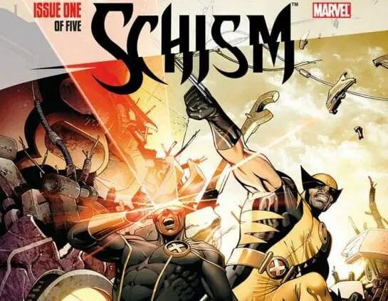 X-Men Schism #1 Review