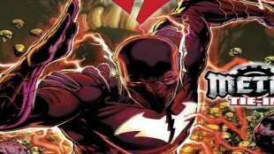 Batman: The Red Death #1 Review