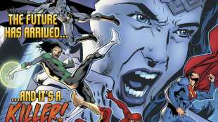 Justice League #29 Review