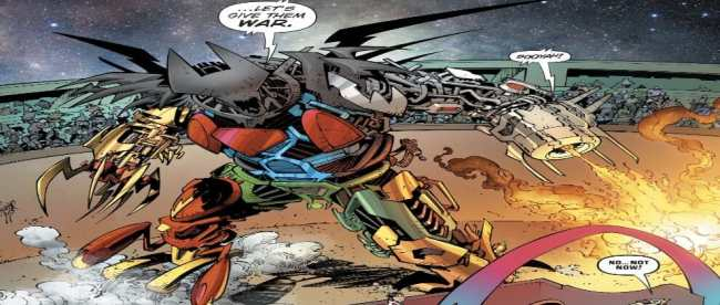 Top Comic Book Moments For August 2017